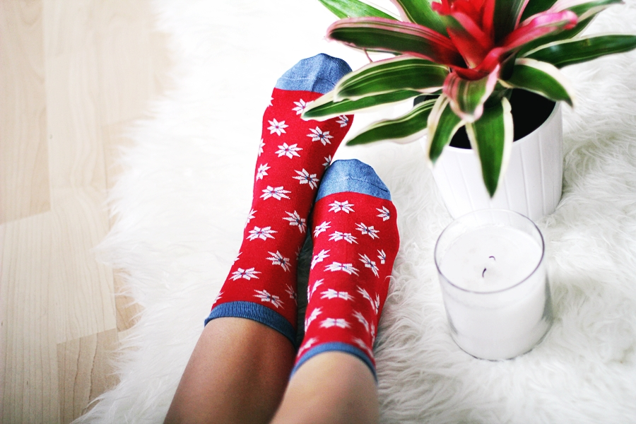 tk maxx charity christmas socken