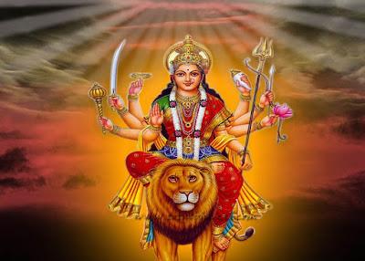 Images of Goddess Durga