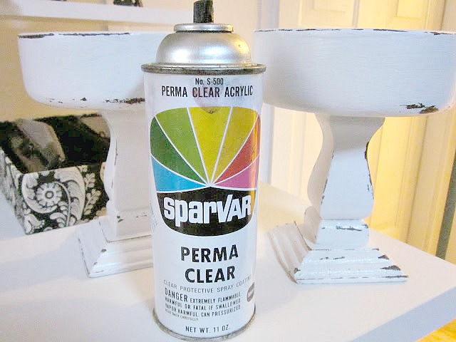 can of perma clear spray paint sealer