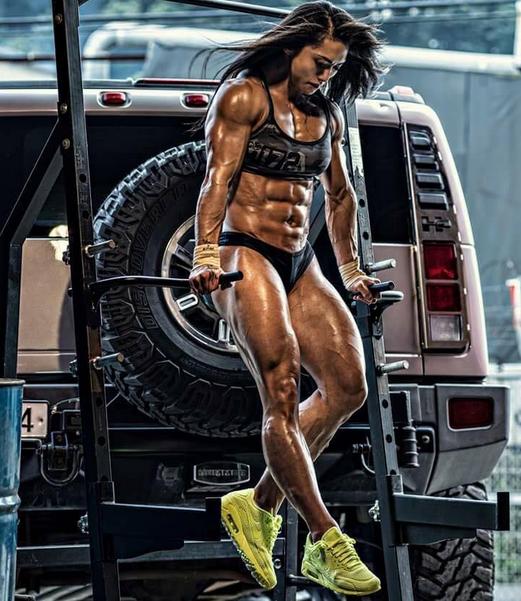 Beginner Bodybuilding Programs, Complete program of 12 exercises in circuit-training