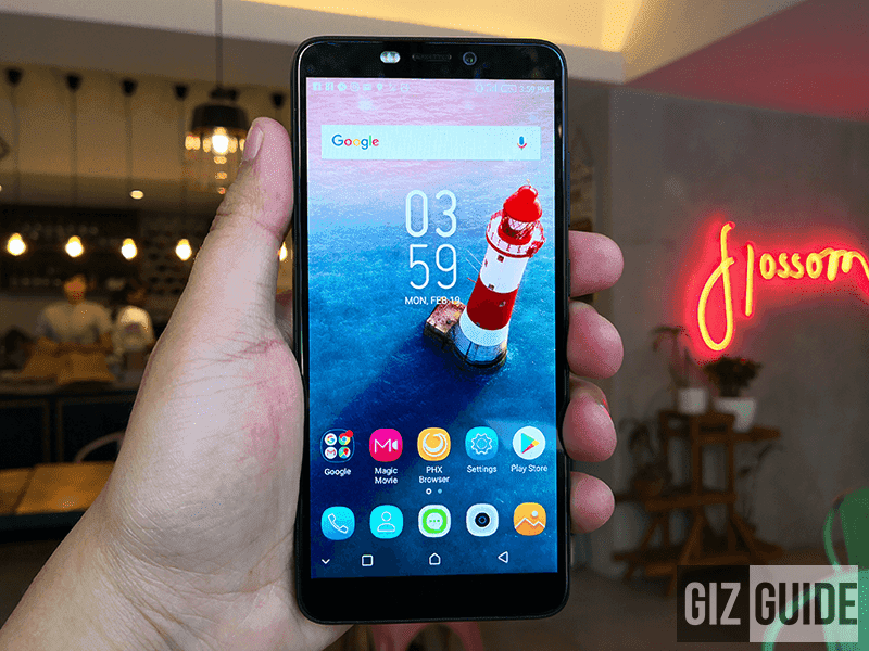 Infinix has a new flash sale for Hot S3 at Shopee, priced at just PHP 6,199!
