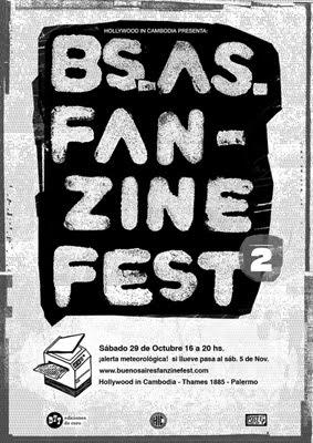 Carboncito Hoy Carboncito En El Bs As Fanzine Fest 2