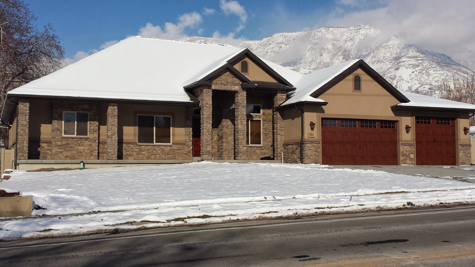 Stucco tech just right homes jrh in pleasant grove for Stucco modular homes