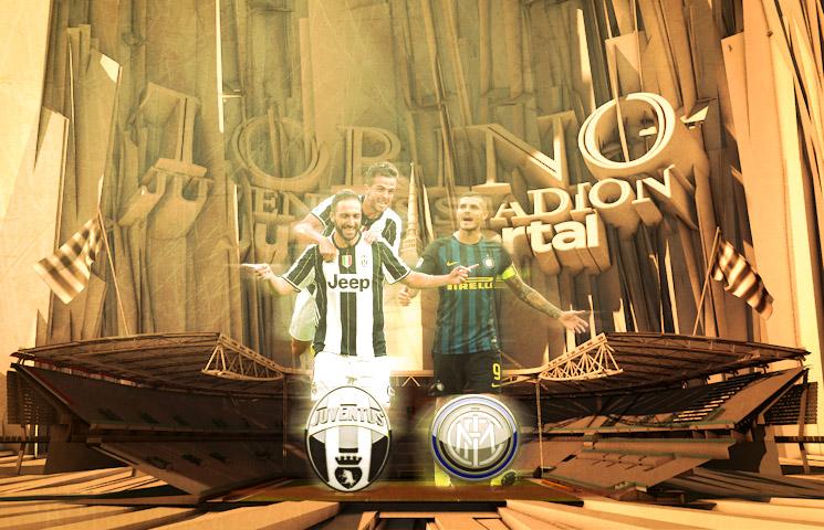 Serie A 2016/17 / 23. kolo / Juventus - inter, nedelja, 20:45h