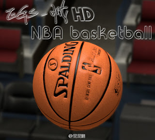 NBA 2K13 Spalding Ball Mod Patch