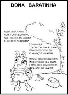Música Dona Baratinha