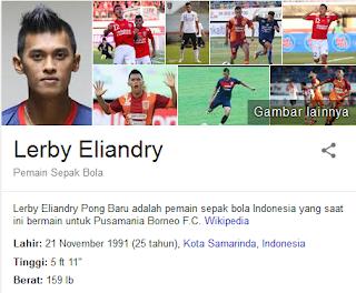 Profil Lerby Eliandry