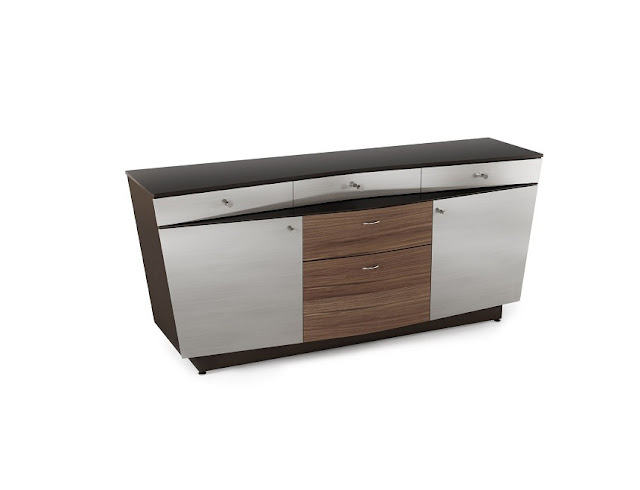 best buy modern office furniture credenza for sale discount
