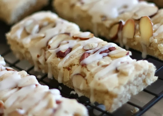 Hanneica S Kitchen Scandinavian Almond Bars