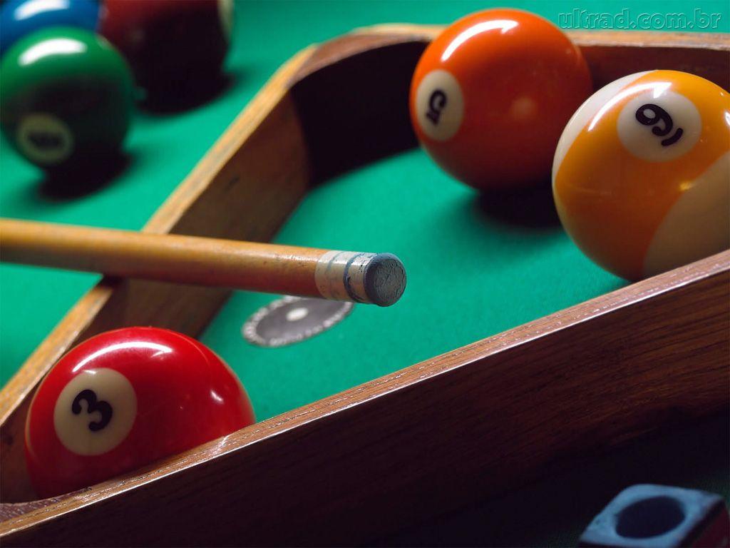 Jogar sinuca billiards