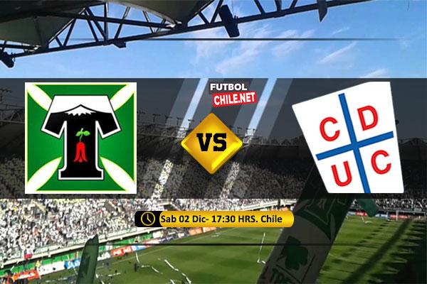 PREVIA: Deportes Temuco vs Universidad Católica