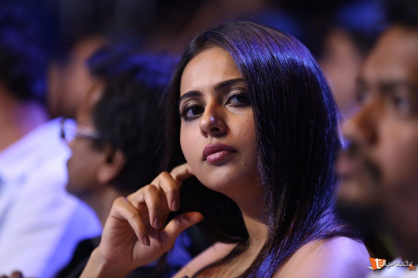 Rakul at Spyder Audio Launch-HQ-Photo-1