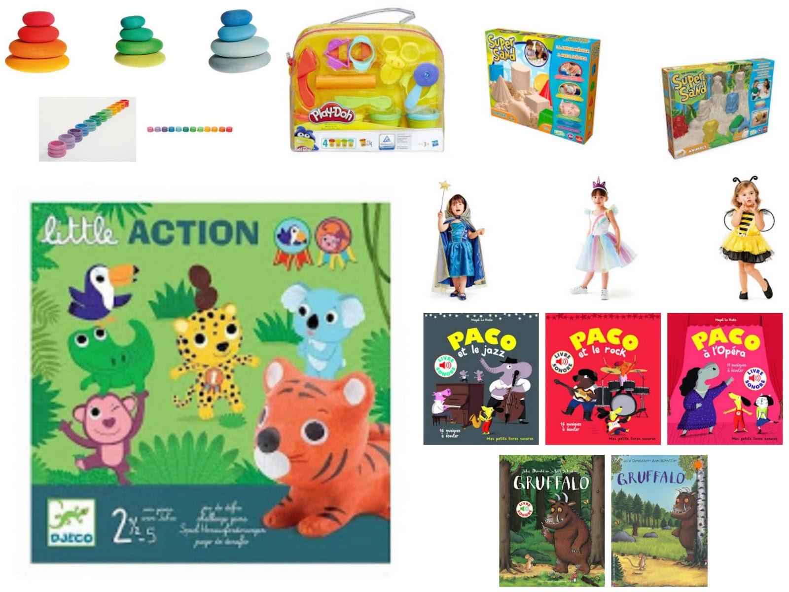 Cadeau Noel 3 Ans Maaademoiselle A.: || Idées cadeaux de Noël pour une petite fille