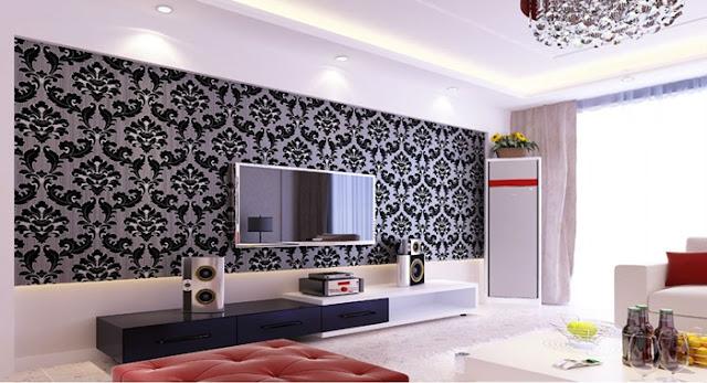 Percantik Rumah Dengan Printing Wallpaper
