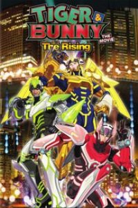 Watch Tiger & Bunny: The Rising Online Free in HD