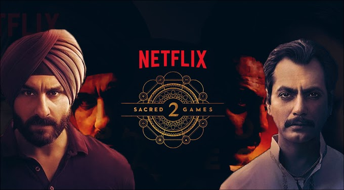 Watch Sacred Games (2019) Season 2 Complete