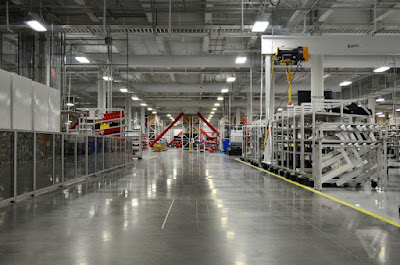 Tesla farà funcionar la 'Gigafactory' amb un parc solar de 70 megawatts