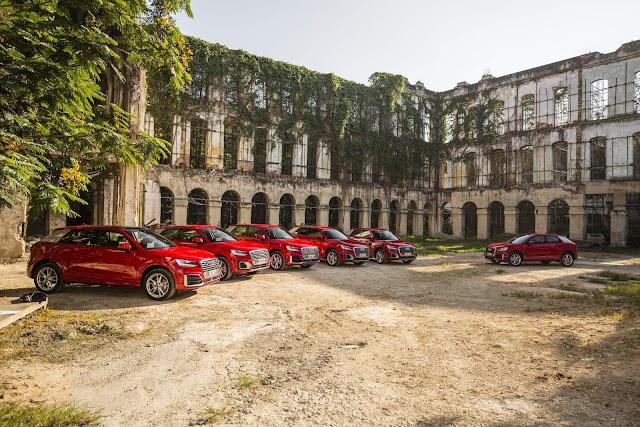 Novo Audi Q2 - Cuba