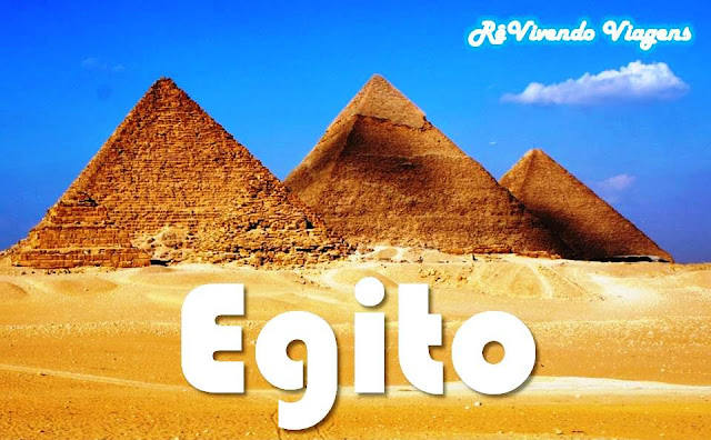 Roteiro de viagem ao Egito