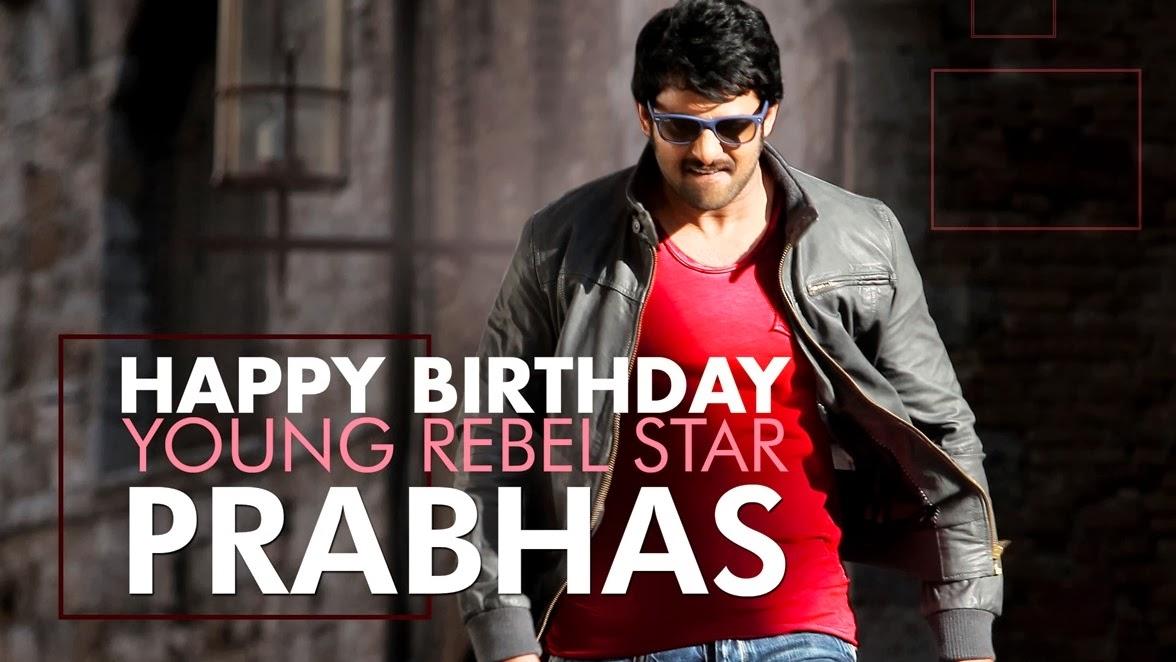 Young Rebel Star Prabhas Raju Wallpapers: Young Rebel Star Prabhas
