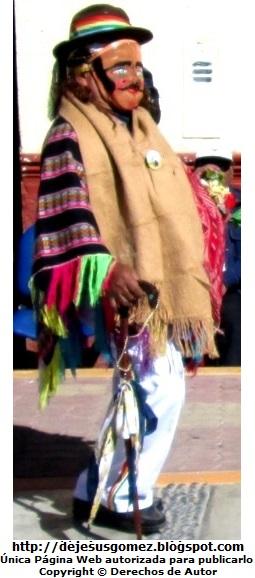 Foto del Jamille o Boliviano en Santa Cruz de Andamarca por Jesus Gómez