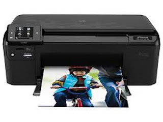 Image HP Photosmart D110 Printer