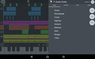 Aplikasi Studio Rekaman di Android