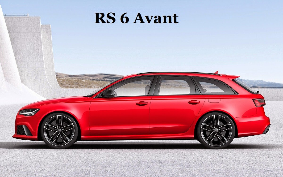 2016 audi rs6 avant 4 0 tfsi v8 quattro 560 hp car reviews new car pictures for 2018 2019. Black Bedroom Furniture Sets. Home Design Ideas