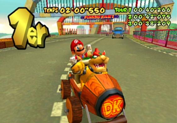 Blatant Bias Mario Kart Memories Pt 4 Mario Kart Double Dash