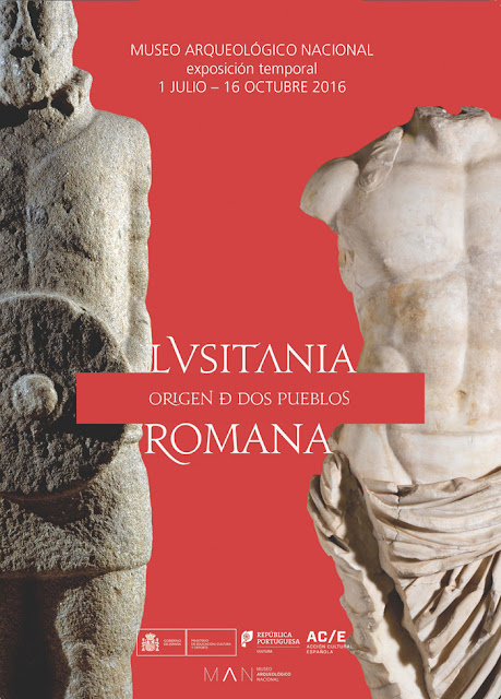 'Roman Lusitania: The origin of two cultures' at The National Archaeological Museum, Madrid