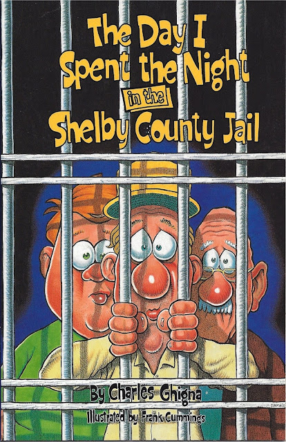 https://www.amazon.com/spent-night-Shelby-County-jail/dp/1886049017/ref=sr_1_1?s=books&ie=UTF8&qid=1332346561&sr=1-1