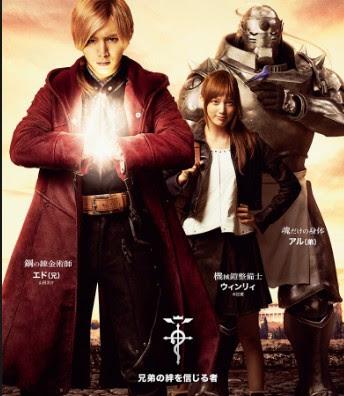 Download Film Fullmetal Alchemist (2017) WEBRip Subtitle Indonesia