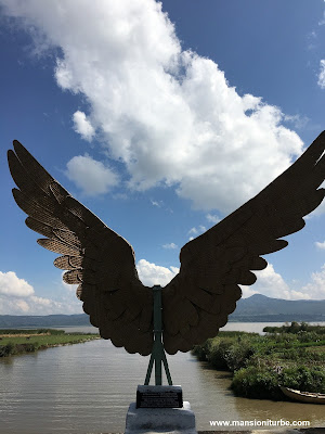 Ojo de Agua enTzintzuntzan en el Lago de Patzcuaro