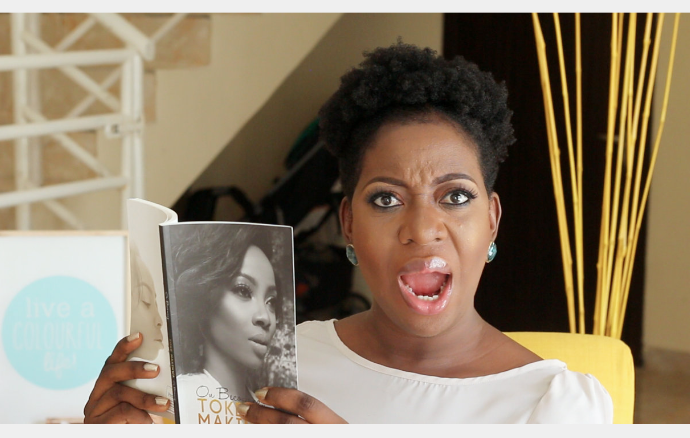 download toke makinwa on becoming book