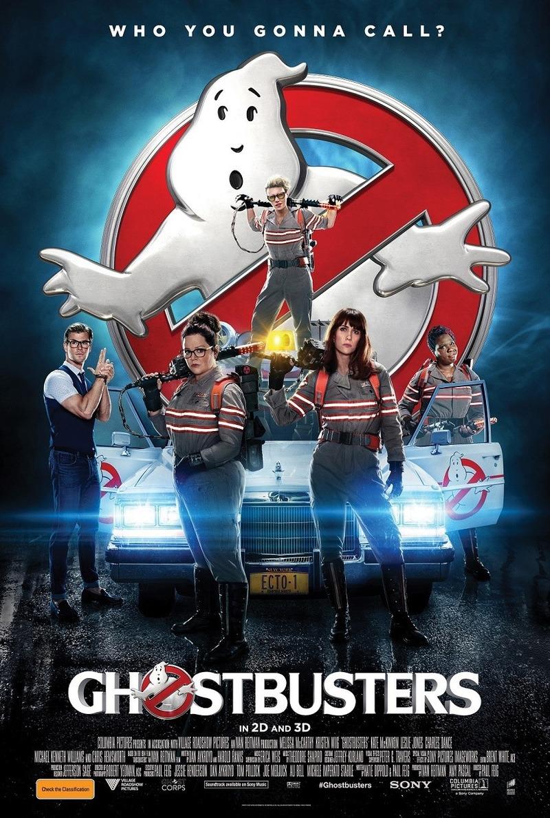 Ghostbusters 2016 - Full (HD)