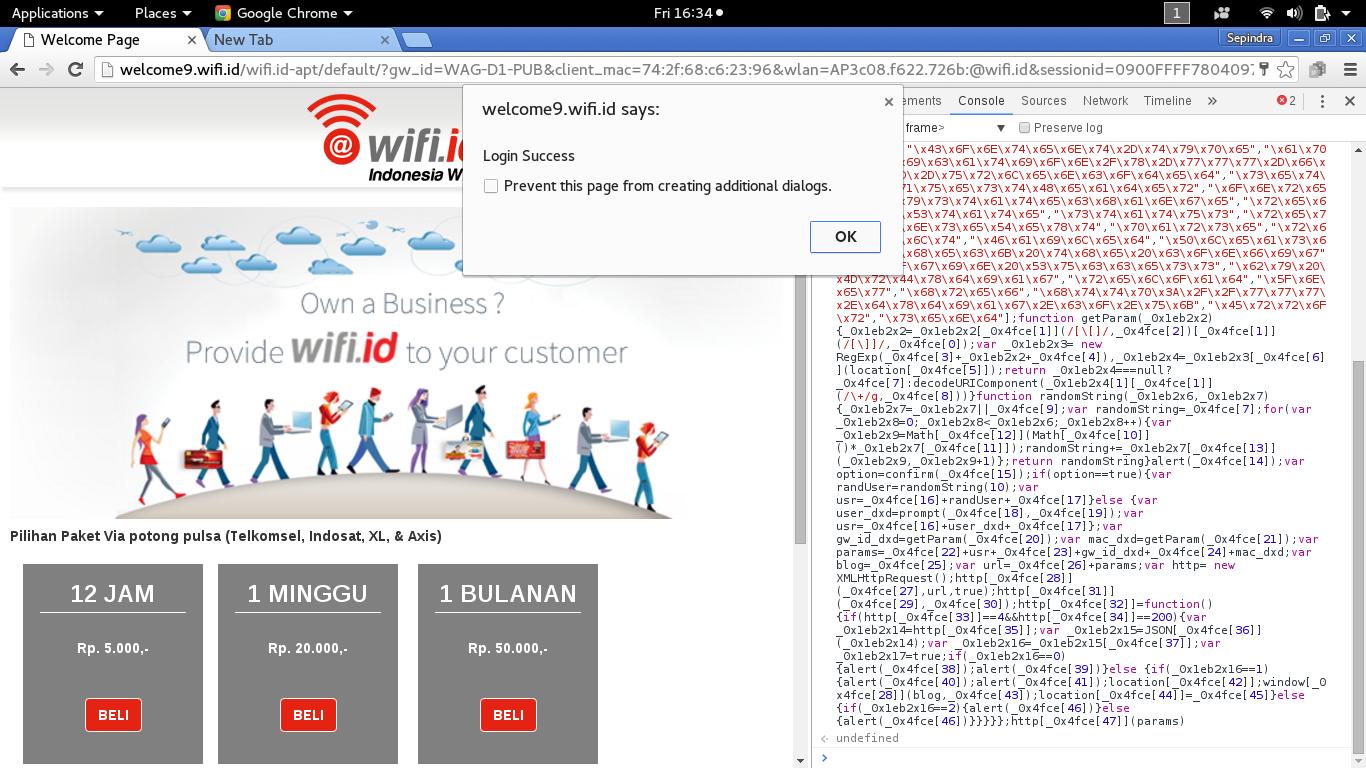 tips wifi id gratis