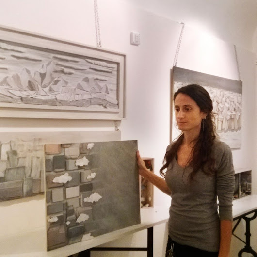 An interview with artist Valeria Sanfilippo