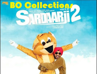 Box Office Report Sardaarji 2 BO 10 Days Collections Records