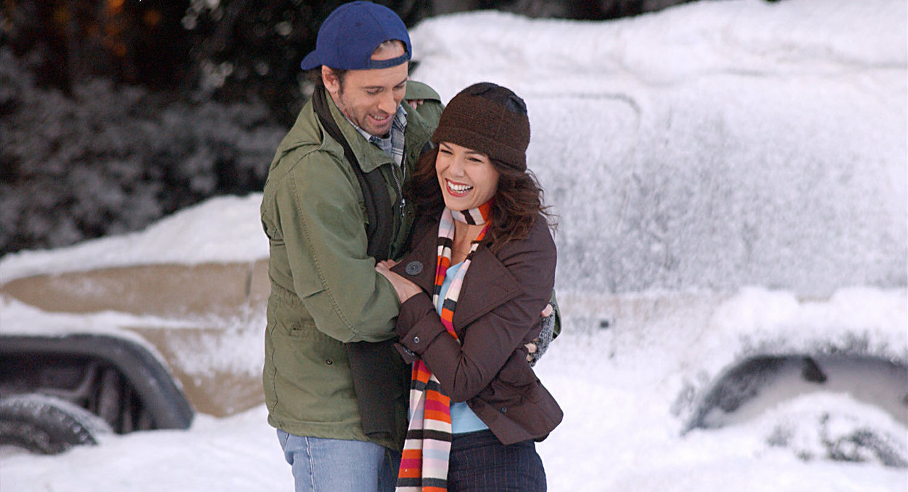 Lorelai Gilmore e Luke Danes | 7 casais mais fofos das séries