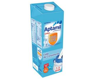 Dicionário dos leites infantis - Aptamil junior
