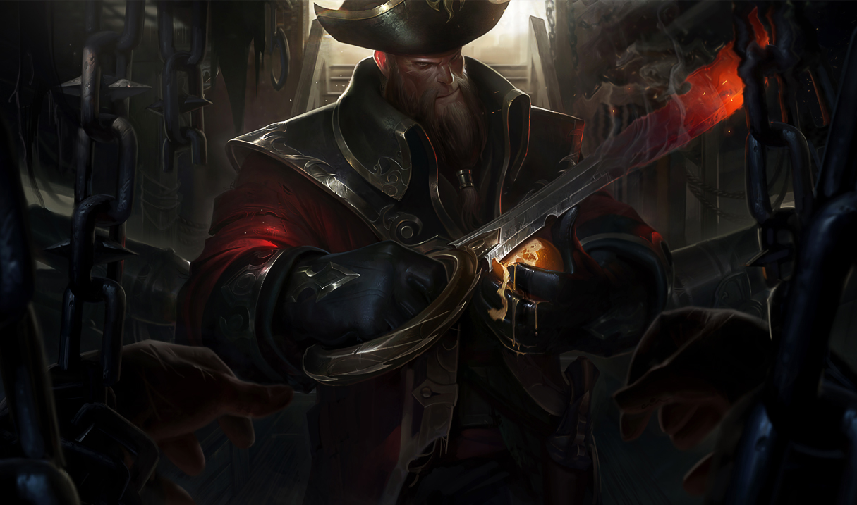 Surrender At 20 514 Gangplank And Miss Fortune Champion Updates