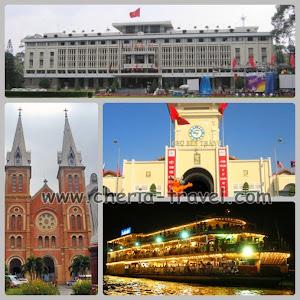 Tempat-tempat di Saigon
