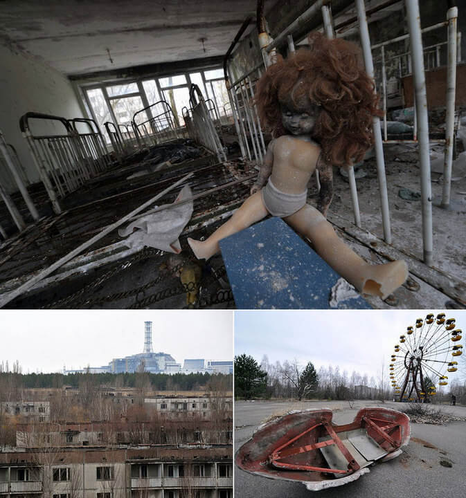 10 Most Creepiest & Abandoned Places In The World You