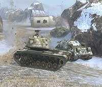 لعبة عالم الدبابات الغارة World of Tanks Blitz