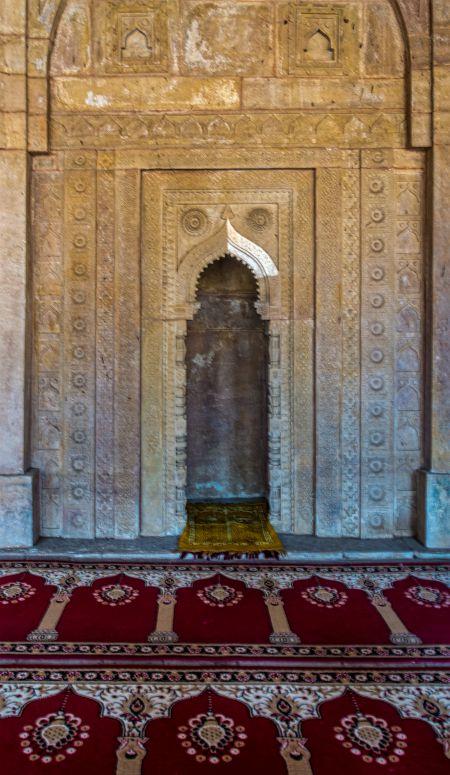 Jama Masjid Prayer hall