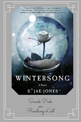 Wintersong by S Jae-Jones a sneak peek on Reading List