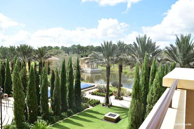 Four Seasons Resort Orlando at Walt Disney World Resort Park-View Suite Family Travel Guide Lickety Split