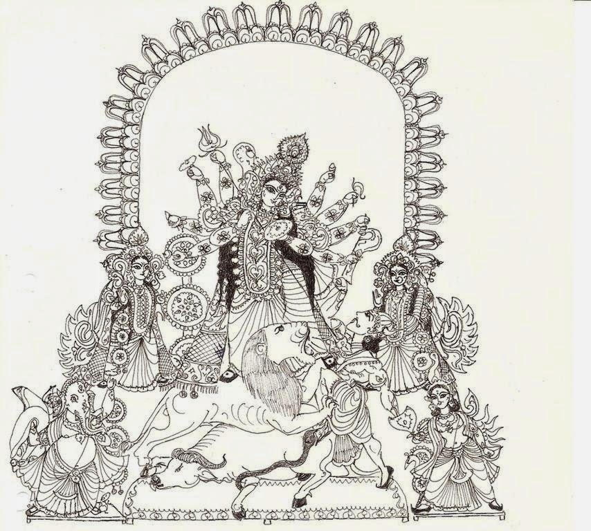 Navishta Sketch: March 2015