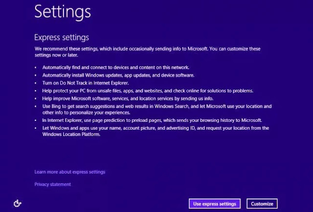 syarat instal windows 10
