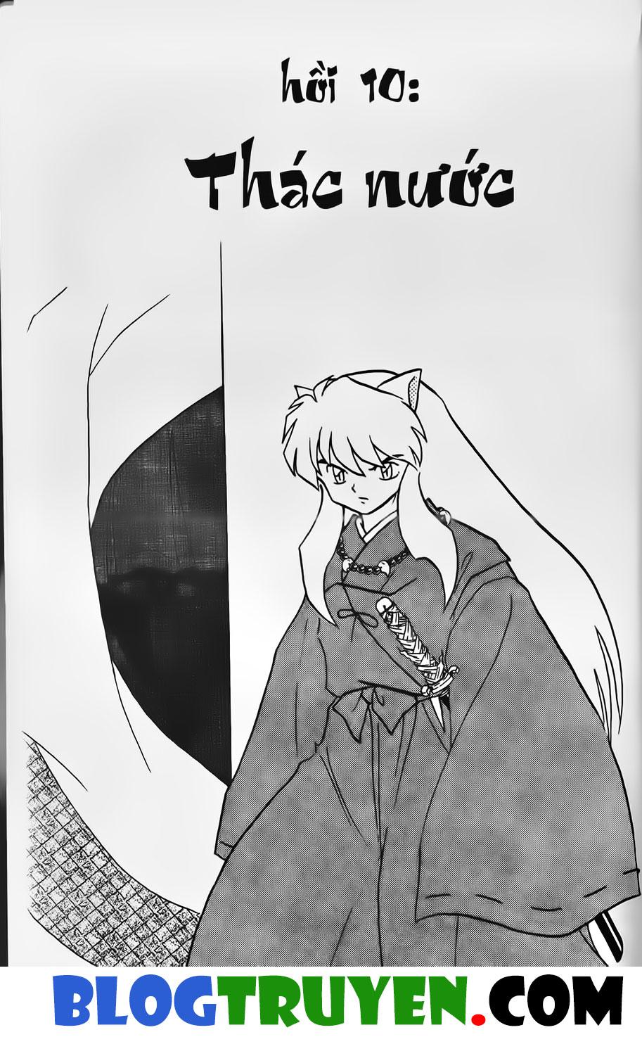 Inuyasha vol 31.10 trang 2